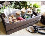 sw02 小物入れ 木工作品スマイルウッド