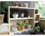 sw03 飾り棚 スマイルウッド木工作品