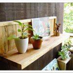 sw08L型飾り棚 木工作品