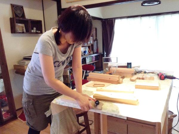 木工の道具
