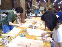 出張木工教室